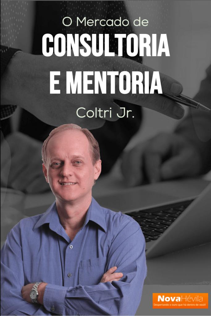 E book: O mercado de mentoria e consutoria