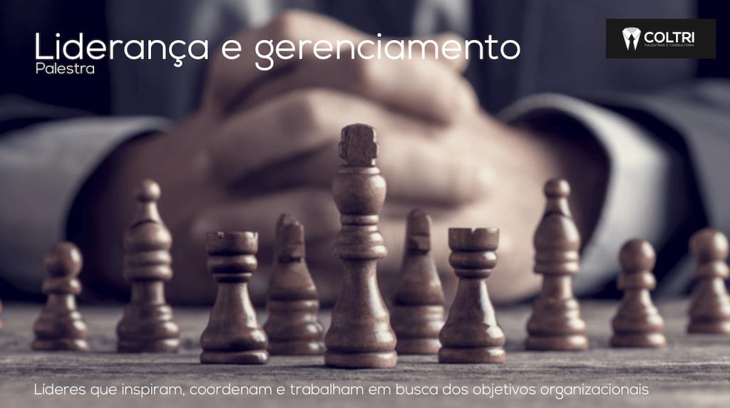 Palestra Liderança e Gerenciamento