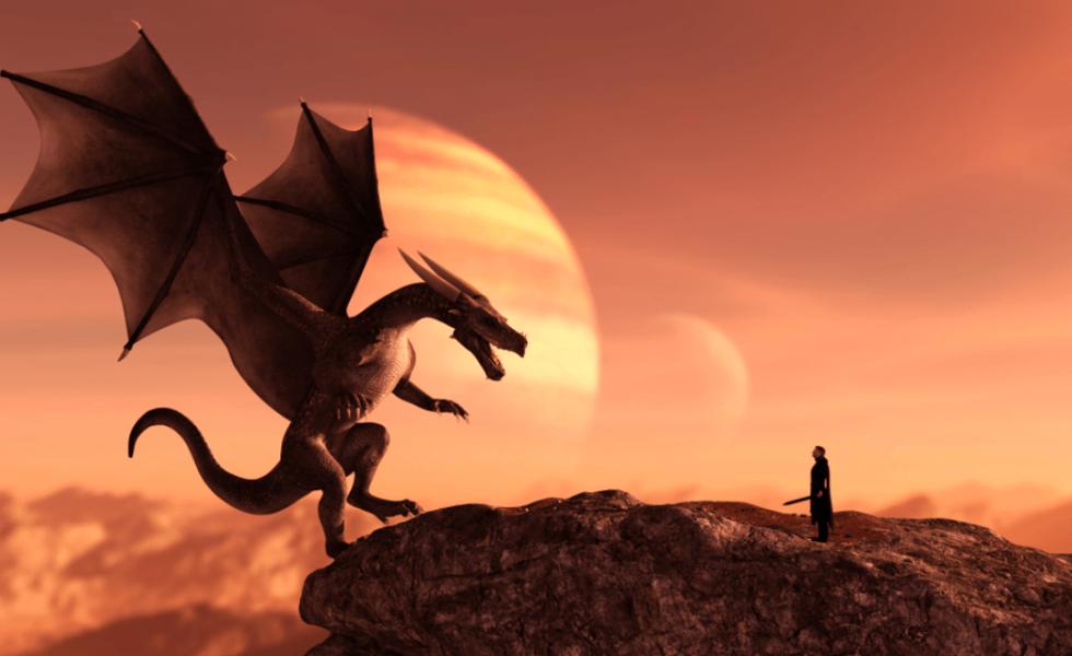 Vencendo o dragão